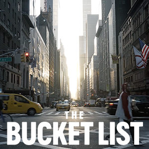 Bucket List New York