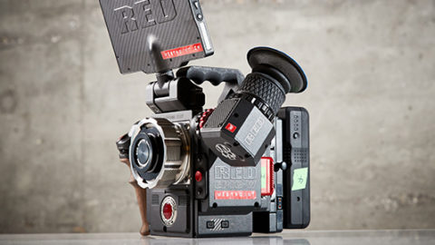 RED Epic W Helium 8K Camera Setup