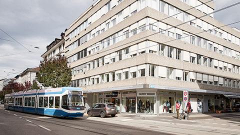 Westpoint Films Office Zurich Outside