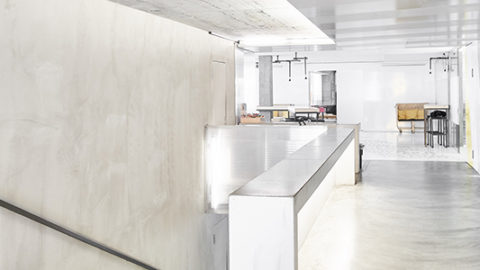 Westpoint Films Office Zurich Indoor