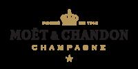 Moet Chandon Logo –Westpoint Corporate Film Production Switzerland