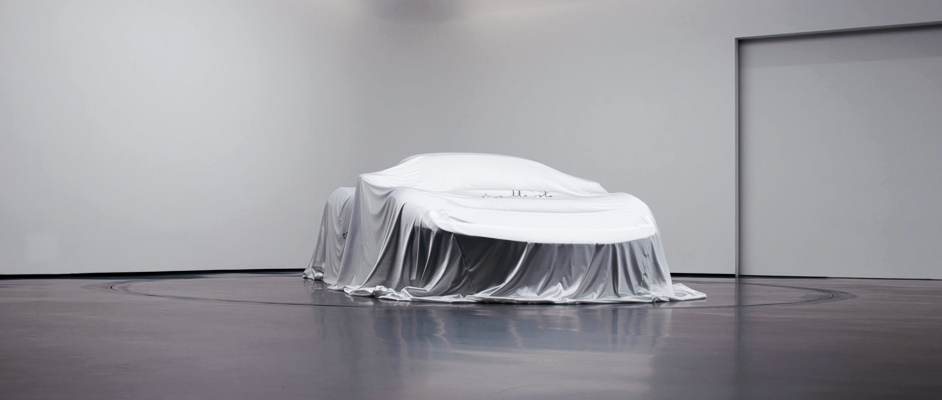 Pininfarina Battista Hypercar Covered