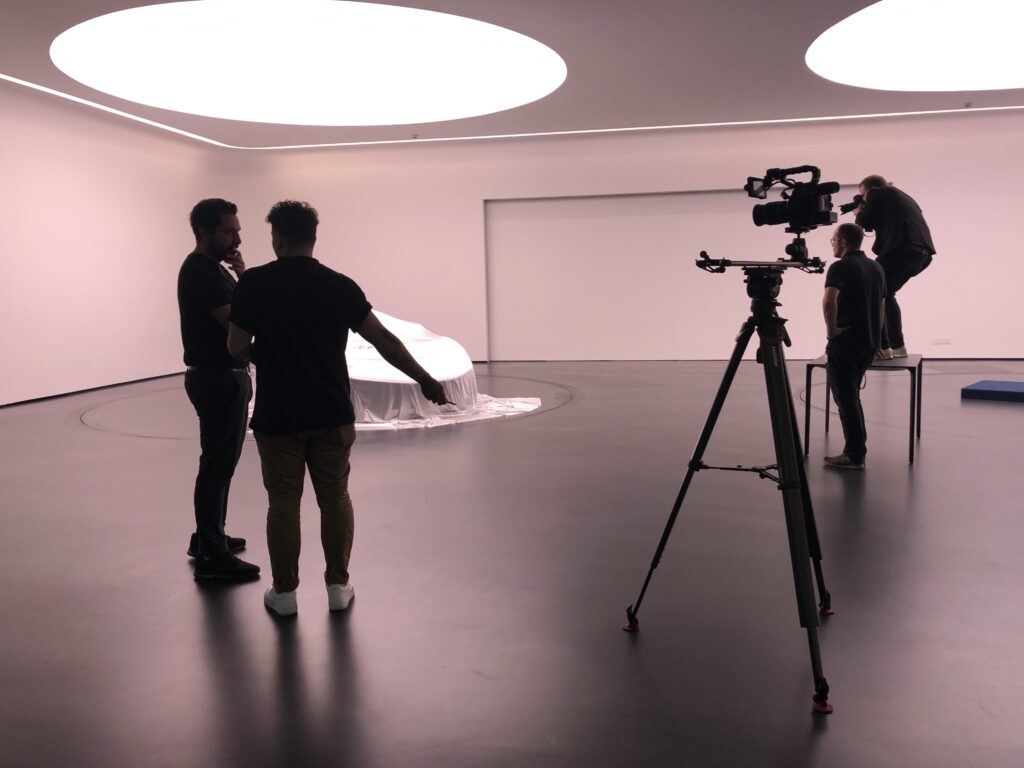 Westpoint Film Blog Behind the Scenes Pininfarina Turin