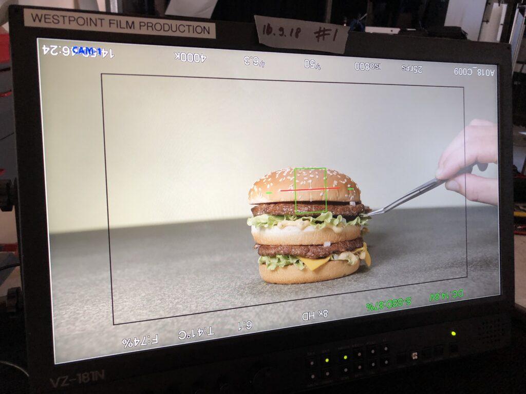 Adjusting the BigMac