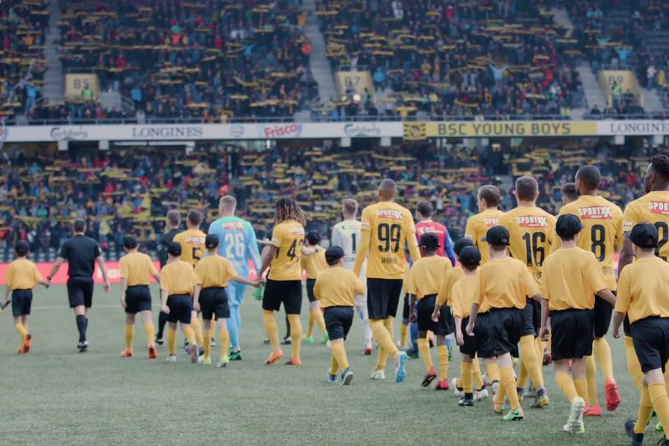 Westpoint Blog Football Team Stade de Suisse