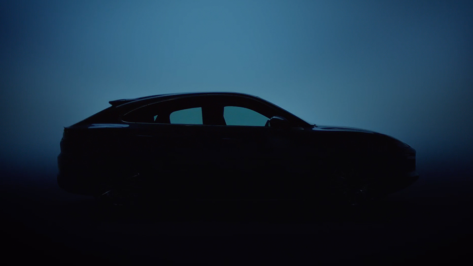 Porsche Cayenne Coupe Westpoint Film Production