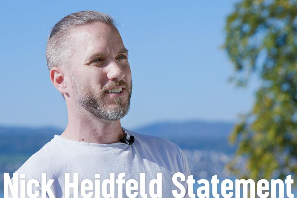 Westpoint Blog Nick Heidfeld
