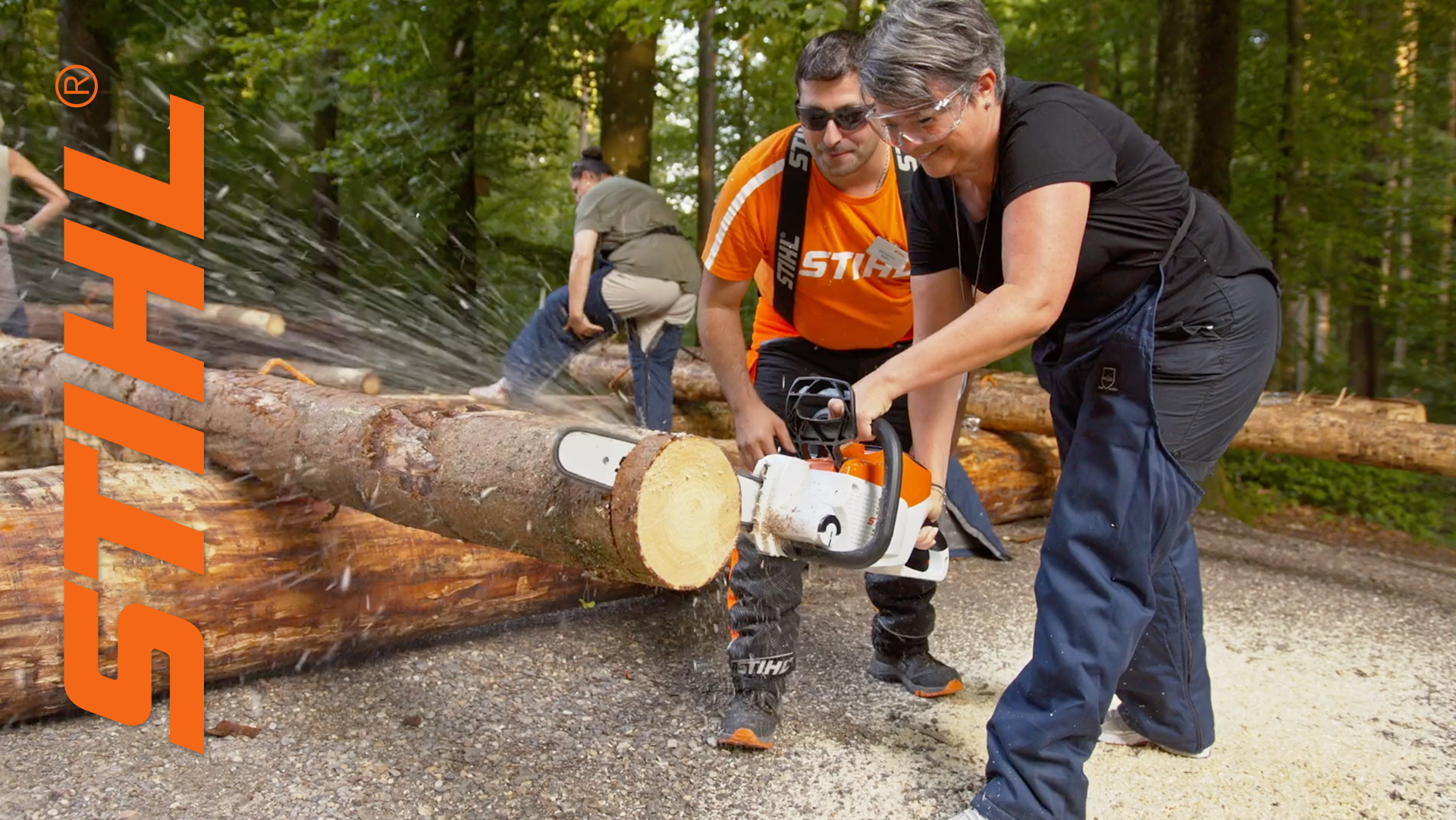 Stihl Event Video